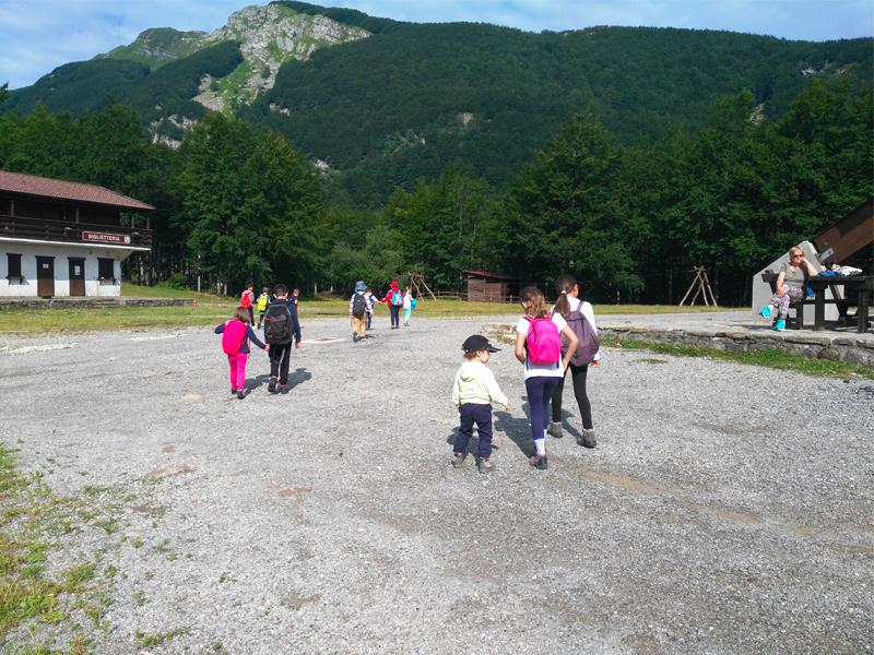 Centro estivo 2018 a Monchio delle Corti, organizzato dalla Cooperativa 100 Laghi di Corniglio - 3