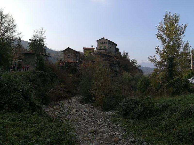 La via dei castagni e degli essiccatoi, escursione guidata organizzata dalla Cooperativa 100 Laghi - 6