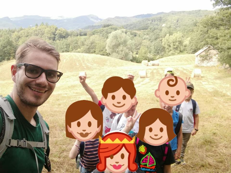 Centro estivo 2018 a Monchio delle Corti, organizzato dalla Cooperativa 100 Laghi di Corniglio - 6