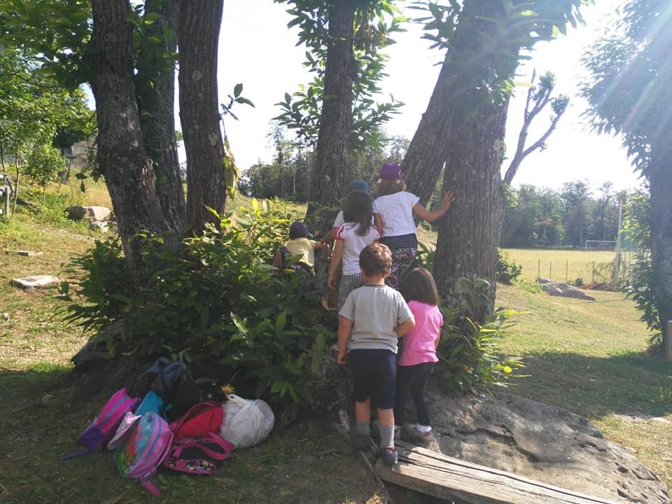 Centro estivo 2018 a Monchio delle Corti, organizzato dalla Cooperativa 100 Laghi di Corniglio - 7